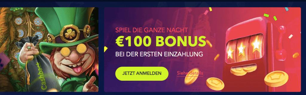 Casino Bonus 135551