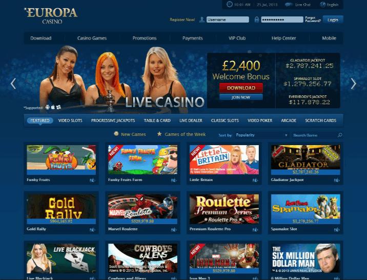 Casino Club 416822