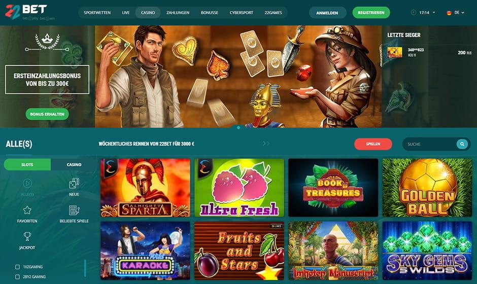 Casino für 20864