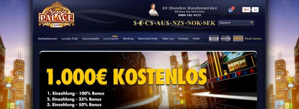 Casino mit Bonus 952302
