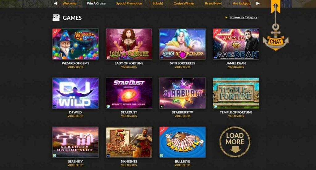 Casino Mobile Version 717352