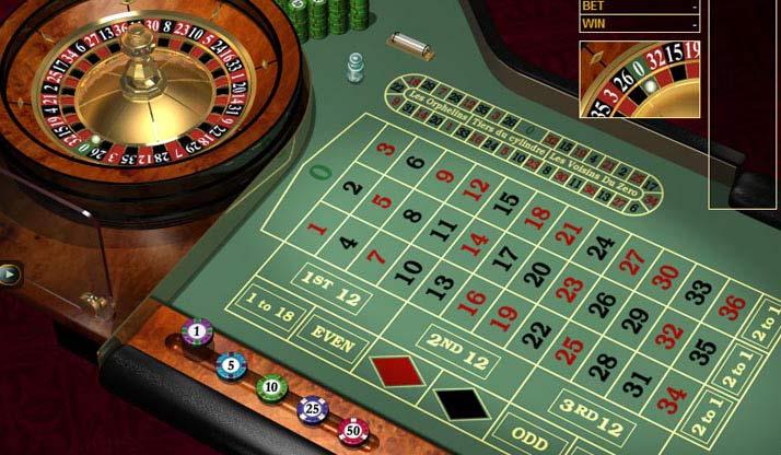 Casino Roulett spielen 381235