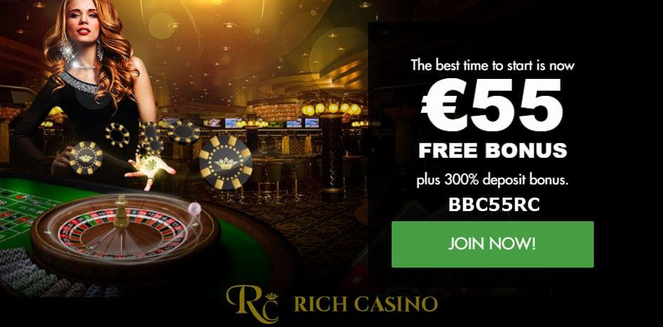 Rich Casino 100 757148
