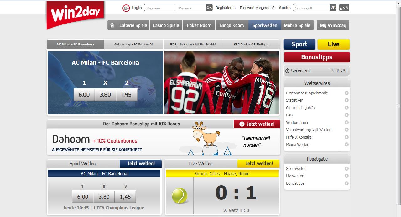 Lotterien In 990320