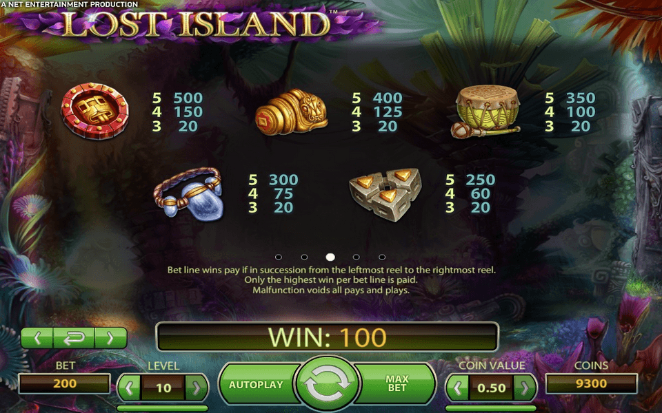 Lost Island free 511081
