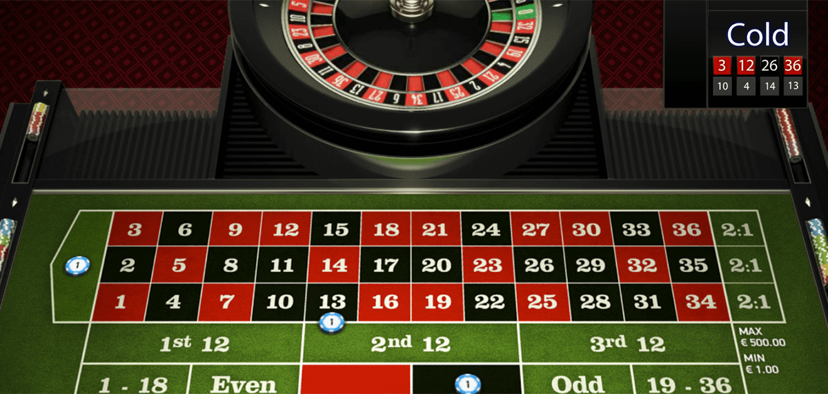 Roulette Zero Spiel 884180