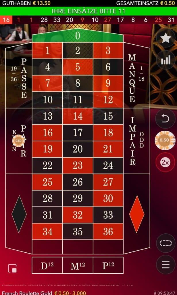 Live Casino online 815471