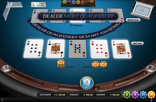 Erfahrung Poker 384143