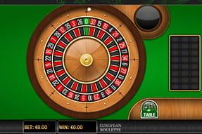 Europäisches Roulette 345071