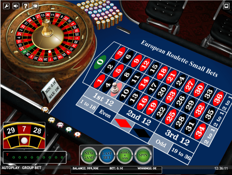 European Roulette 852985