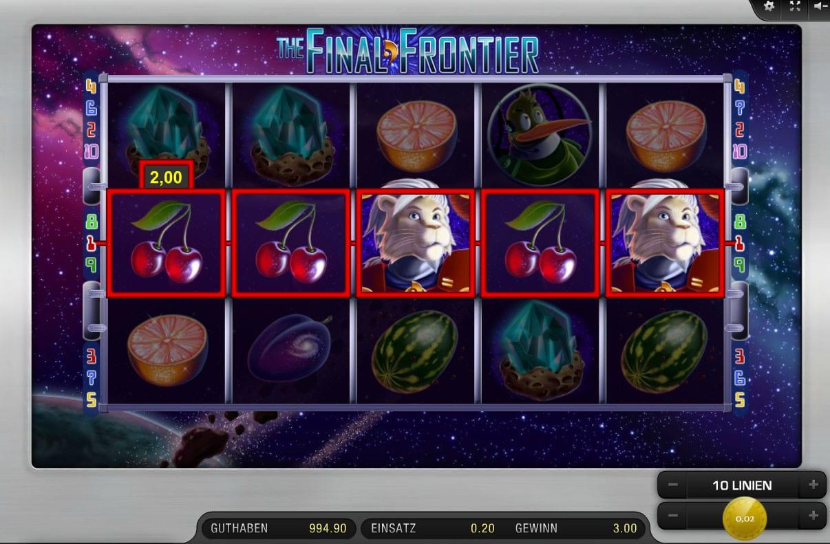 Final Frontier 567227