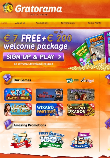 Free Spin Casino 186471