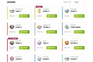 Gewinnchance Glücksspirale 821944