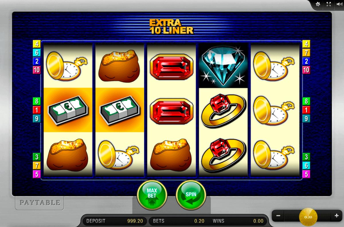 Gewinnchance Spielautomat 218158
