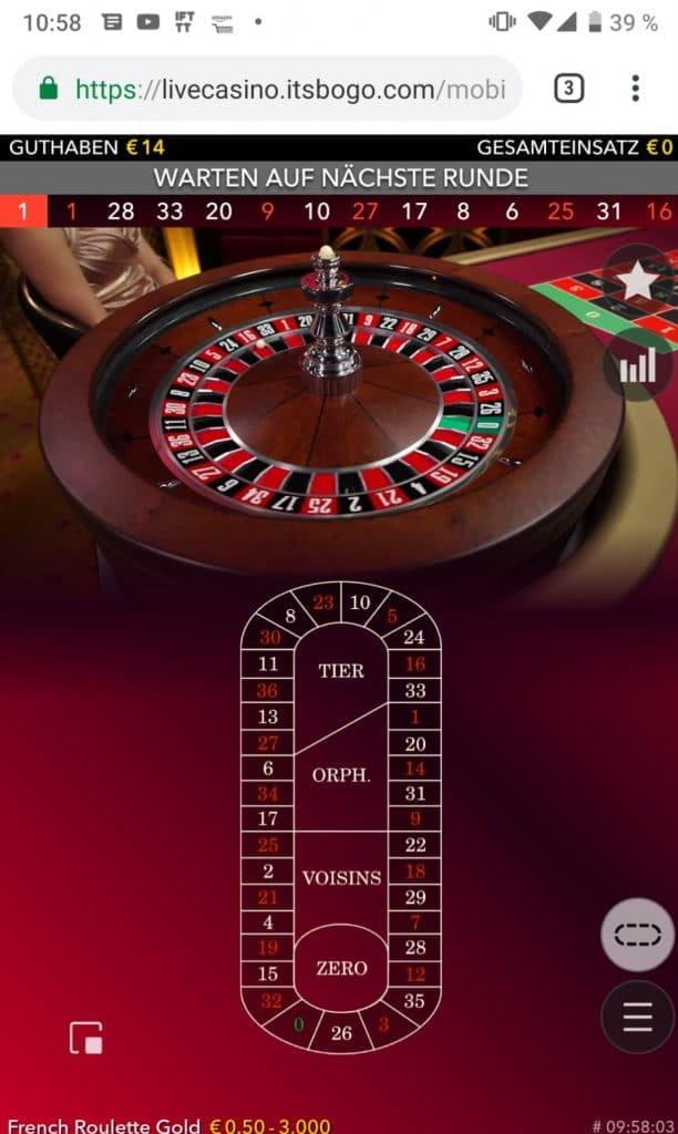 Live Casino 696557