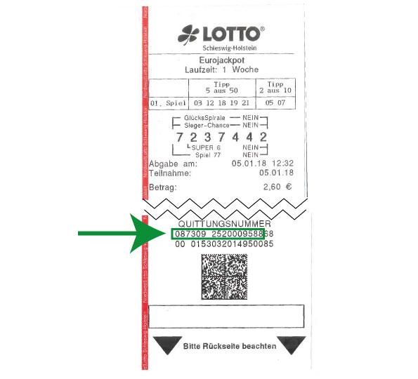 Lotto online Gewinn 569192