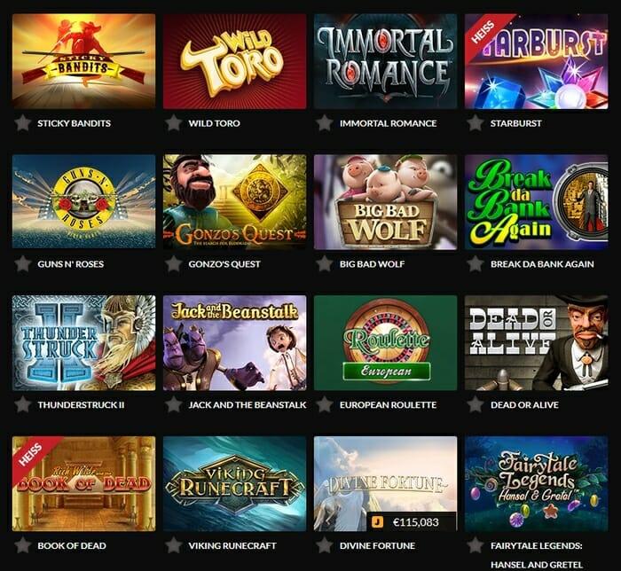 Online Casino 350923