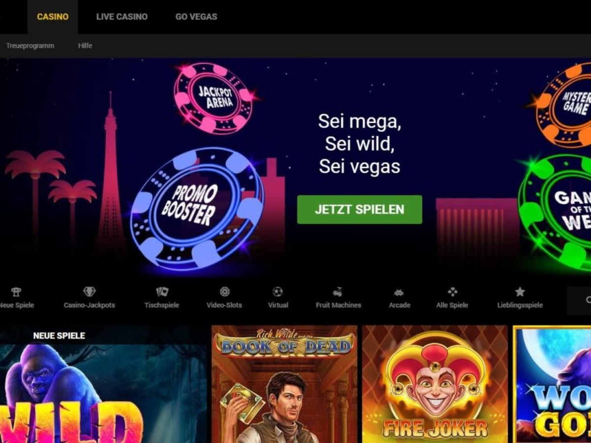 Online Casino Seiten 542506