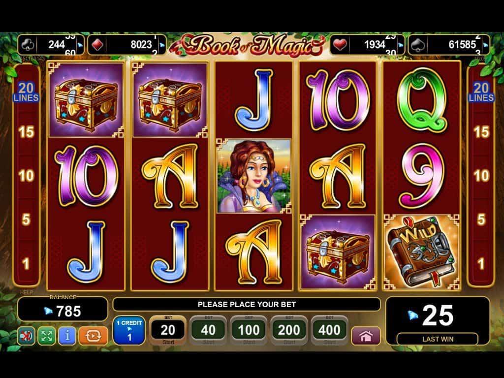 Online Casinos 395444