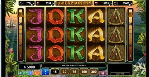 Online Slots Echtgeld 713256