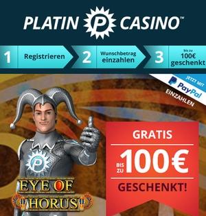 Platin Casino 821889