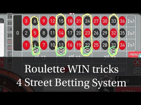Roulett Gewinn System 794005