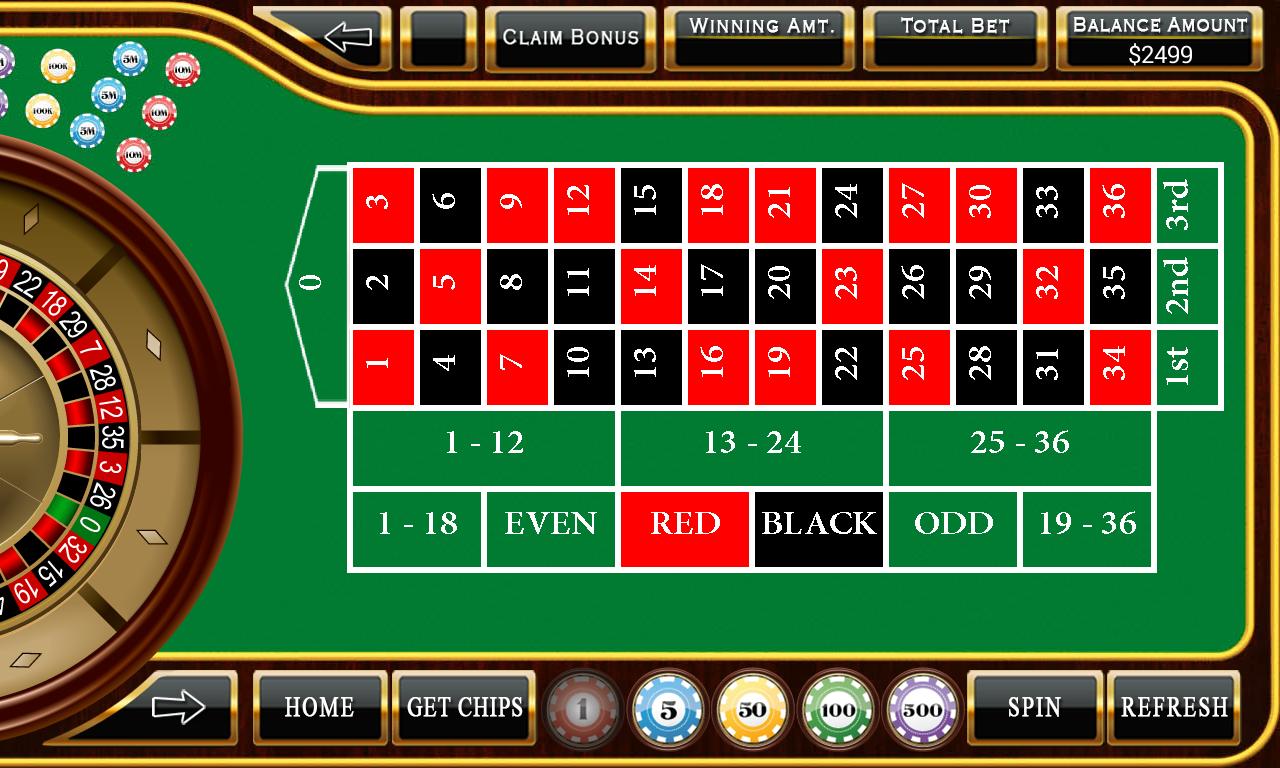Roulette Gewinne 695533