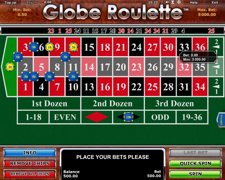 Roulette Gewinne Casino 32240