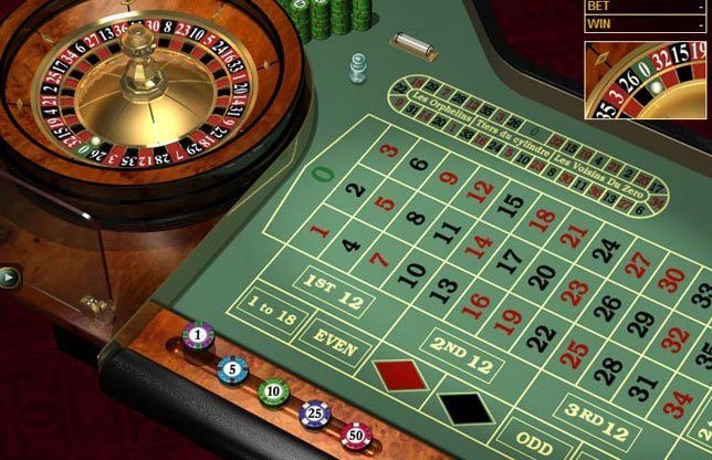 Roulette ohne 62531
