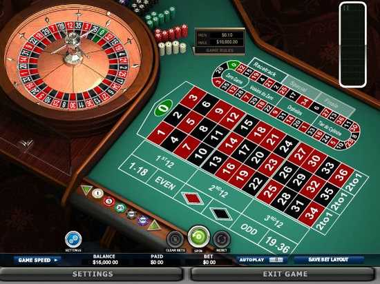 Roulette online 234317