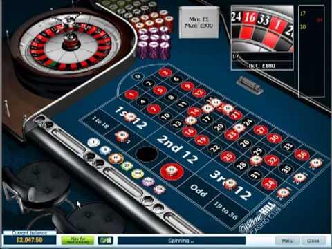 Roulette Serien Erklärung 917203