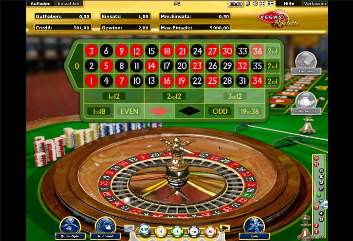 Roulette System 718931