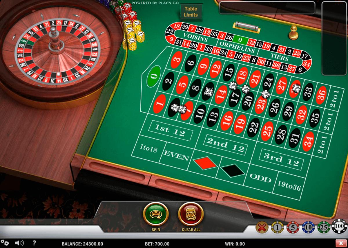 Roulette Zero 306774