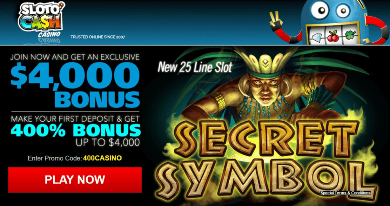 Secret Casino Bonus 788163
