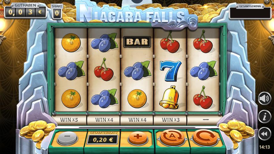 Spielautomat Münzen Fallen 595437