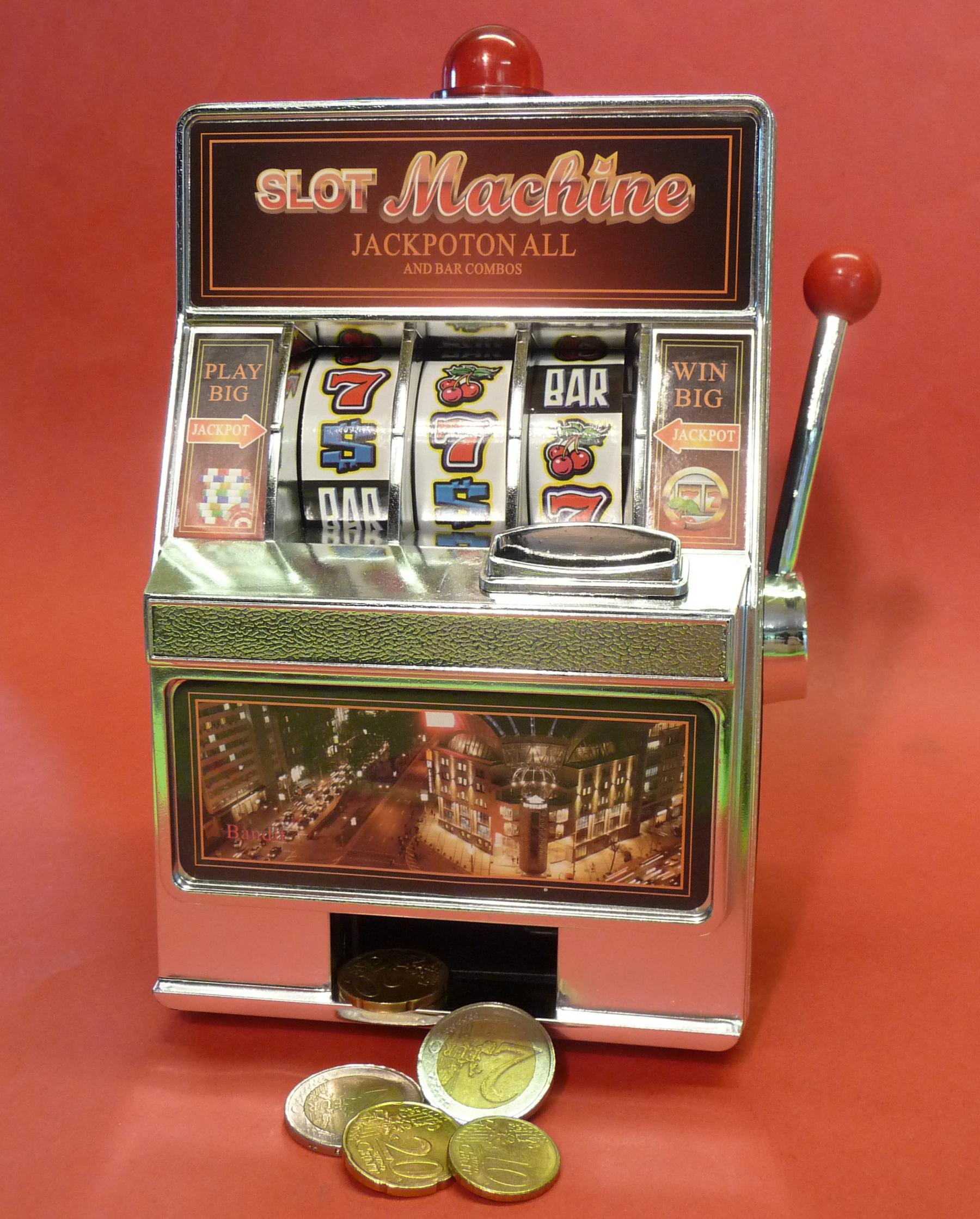 Spielautomat Münzen 939939
