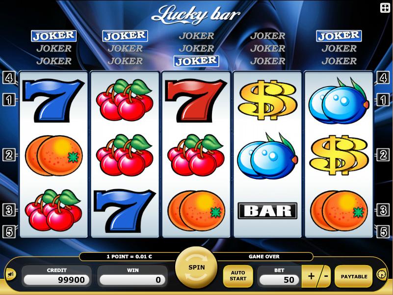 Spielautomaten Bonus 227434