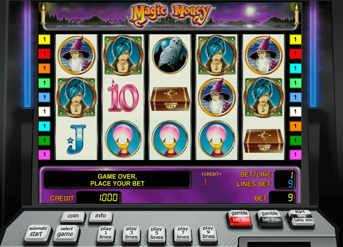 Spielautomaten mit besonderen 643452