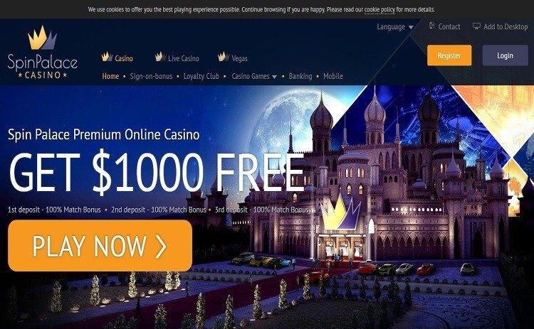 Spin Palace Casino 510562