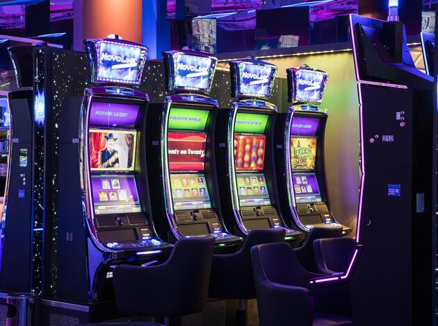 Unterschiedliche Auszahlungsquoten Casino 728178