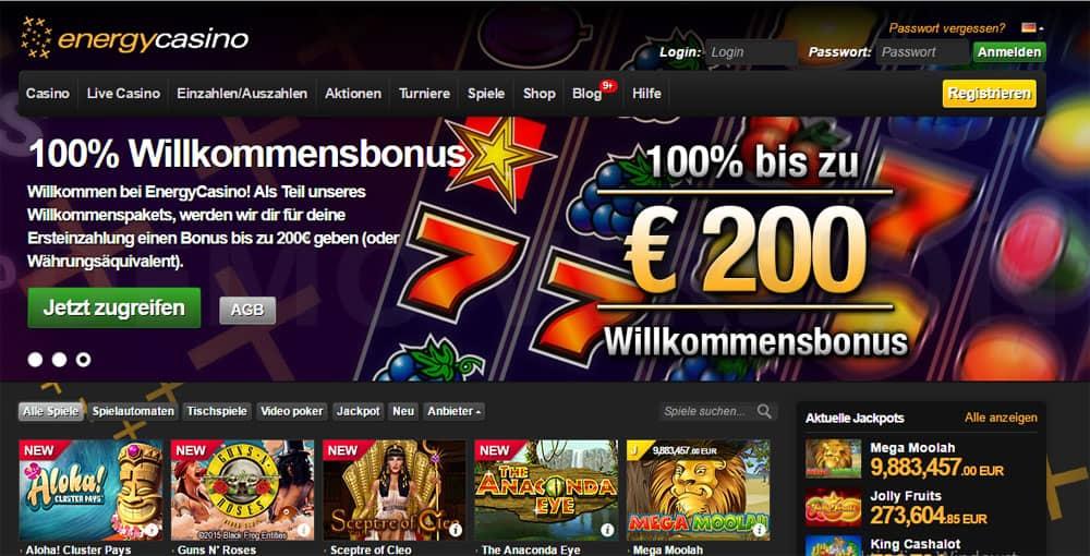 Zuverlässiges Casino ohne 313046